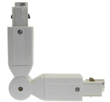 mlight 3 Phasen-Uni-Verbinder, Farbe, weiss