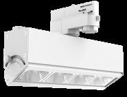 mlight LED-Linear Tracklight Bricks , 27W, 230V, 3000K, °, 3200lm, 50000h, A+, nicht dimmbar, Farbe, weiss
