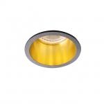 Kanlux SPAG D B/G Deckeneinbauleuchte für GU5.3 oder GU10 ohne Fassung