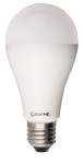 LM RGB/W A65 9W-810lm-E27/827 incl. remote control