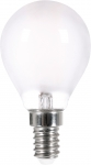 LM LED dimmbar Filament matt P45 4W-470lm-E14/827
