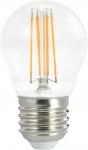 LM LED Filament P45 4W-470lm-E27/840