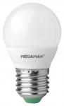 Megaman LED Classic P45 5,5W-470lm-E27/828