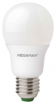Megaman LED Dim. A60 Rich Color 7W-470lm-E27/928
