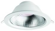 Megaman MM LED SIENA FR Downlight 172mm weiß 15,5W-1400lm/928
