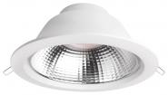 Megaman MM LED SIENA FR Downlight 225mm weiß 19W-1800lm/940