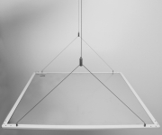 Megatron Abhängung Set für LED Panel