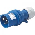 i-Light Stecker 2P+T IP44 16A 6H 200-250 Vac