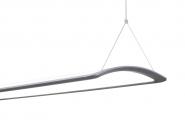 Concord Curvelyte LED 1265mm D/I 55W 5800lm 840 DALI UGR19 weiß Leuchte Concord - 1 Stück
