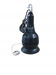 DMLUX SKIRT 150W Highbay 4000K IP65 90°, inkl. Anschlußkabel und Schuko-Stecker - 135lm/W schwarz