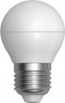 SkyLighting LED Tropfenlampe glatt E27 220V 3W 6400K