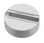 Nordic Global 3 Phasen Aufbaudose Fixpoint GA70-1 grau/silber