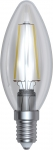 SkyLighting Filament LED Kerze E14 220V 4W 4200K