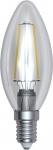 SkyLighting Filament LED Kerze E14 220V 4W 4200K