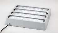 Hella LED-Industrieleuchte (z.B. für Tankstellen) mit 4 LED-Modulen ECO Industry Line