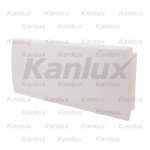 Kanlux RUN LED DOUBLE-3H LED-Notleuchte