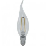 i-Light LED Filament Kerze Flamme E14 2W 3000K