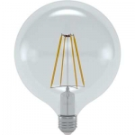 i-Light LED Filament Globe E27 G125 8W 6400K