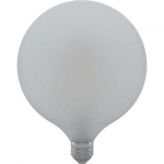 i-Light LED Filament Globe E27 G125 8W 6400K, Opal