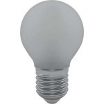 i-Light LED Filament Micro Globe E27 4W 6400K, Opal