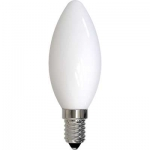 i-Light LED Filament Kerze E14 4W 3000K, Weiß A+