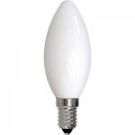 i-Light LED Filament Kerze E14 4W 3000K, Weiß A+