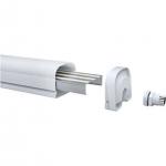 i-Light LED Feuchtraum-Wannenleuchte 60CM 20W 220V 6400K 220°