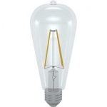 i-Light LED Filament ST64 E27 6W 3000K