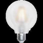 SkyLighting Filament LED Globe matt E27 220V 10W 6400K
