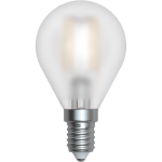 SkyLighting Filament LED Tropfenlampe E14 4W 6400K