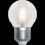 SkyLighting Filament LED Tropfenlampe matt E27 4W 3000K