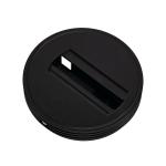 SLV Deckenrosette für Hochvolt 1Phasen-Aufbauschiene, schwarz