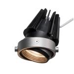 SLV AIXLIGHT® PRO50 Modul 3000K grau/schwarz
