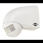 SLV Bewegungsmelder Infrarot IP44, weiß