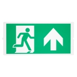 SLV P-LIGHT Emergency, standardsigns for areal light, Green