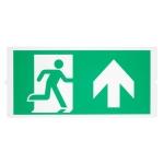 SLV P-LIGHT Emergency, standardsigns for areal light, Green