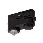 SLV 3PHASEN-ADAPTER für S-TRACK Hochvolt 3Phasen-Aufbauschiene, schwarz