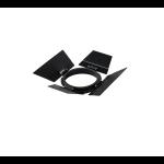 SLV SUPROS 78 Blendkappen, schwarz