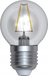 SkyLighting Filament LED Tropfenlampe E27 4W 4200K