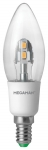 Megaman LED Candle klar 3W-250lm-E14/828