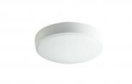 DMLUX Portia2 LED Deckenleuchte 13W Ø248 IK08 3000K mit Notstrommodul 1h