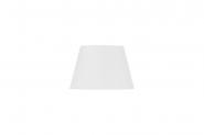 SLV FENDA, Leuchtenschirm, konisch, weiß, Ø/H 45,5/28 cm
