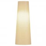 SLV FENDA, Leuchtenschirm, konisch, beige, Ø/H 15/40 cm