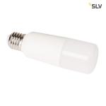 SLV BRIGHT STIK LED E27 Leuchtmittel, 3000K, 240°, 1060lm