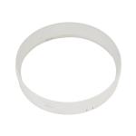 SLV Aluminium decorative ring forAIXLIGHT PRO, matt white