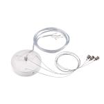 SLV Abhängset für 1-10V MEDO LED, weiß, 5-adrig