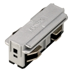SLV EUTRAC direct connector,electrical, silver-grey
