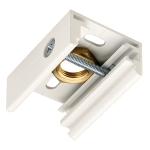 SLV EUTRAC pendant clip for3-circuit track, M13, white