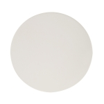 SLV FENDA Abdeckung, Acrylglas weiß, Ø 29,8 cm