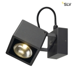 SLV BIG NAUTILUS SQUARE LED Wandleuchte, eckig , anthrazit